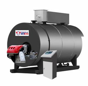 卧式燃油/燃气热水锅炉